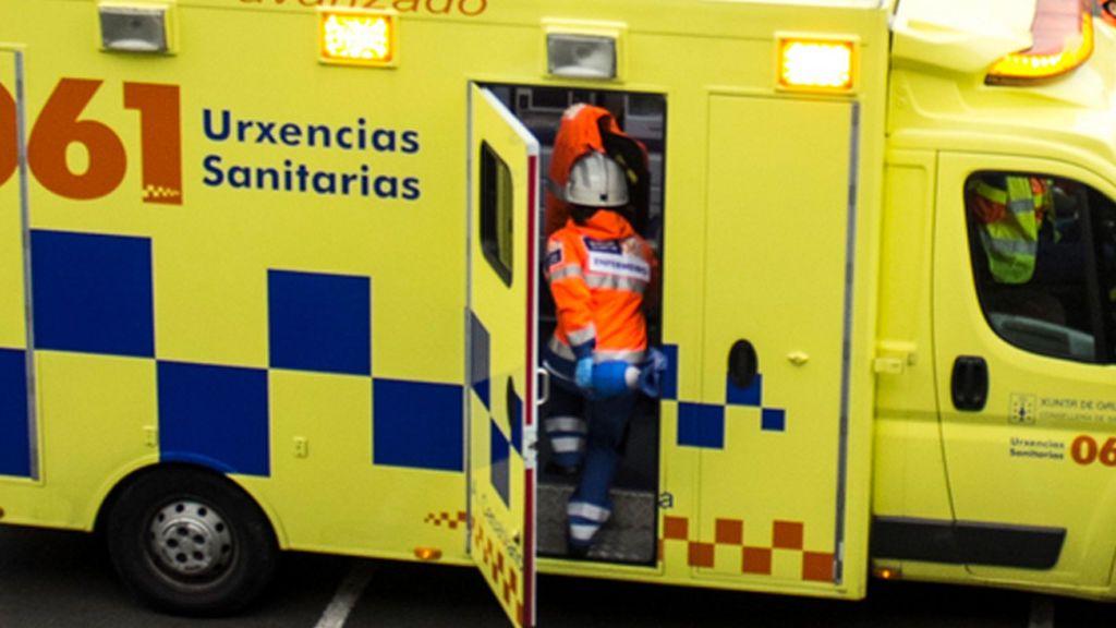 Denuncian a un conductor de ambulancia por dar positivo en drogas mientas estaba de servicio