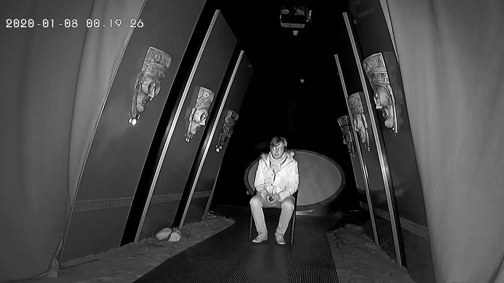 Presencias en el Palacio Real Testamentario: grabaciones, aislamientos, y la visita de Aldo Linares