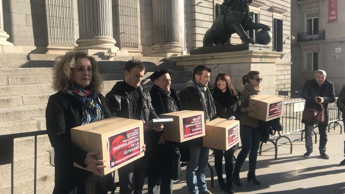 El Congreso tramitará este martes la ley de la eutanasia del PSOE por tercera vez