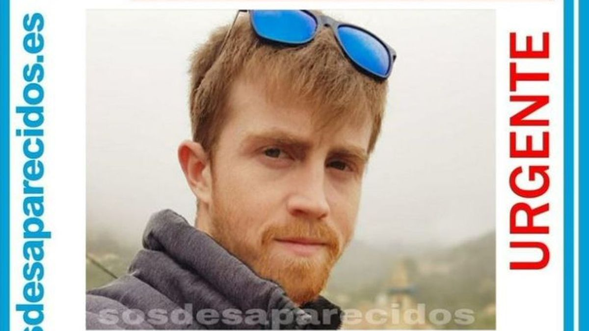 Buscan a David Roca Mateu de 25 años, desaparecido en Palma de Mallorca, el 9 de febrero
