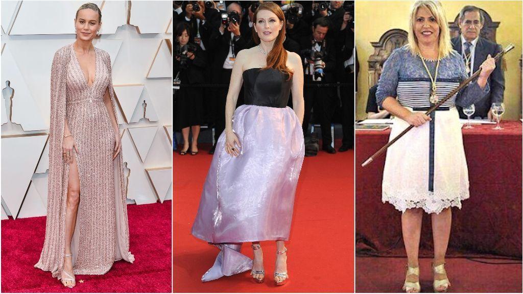 Las vips también tienen dedos imperfectos: Brie Larson en los Oscar y otros pies que se hicieron virales