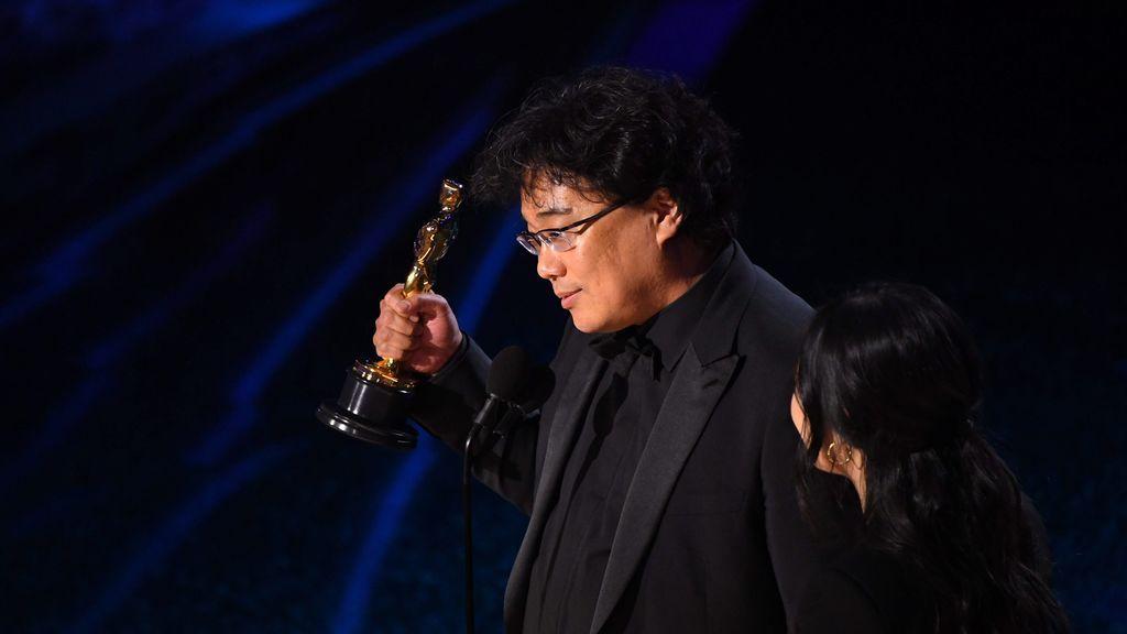 """Bong Joon Ho, director de 'Parásitos', agradece la influencia de Scorsese y Tarantino en su vida: """"¡Estoy listo para beber toda esta noche!"""""""