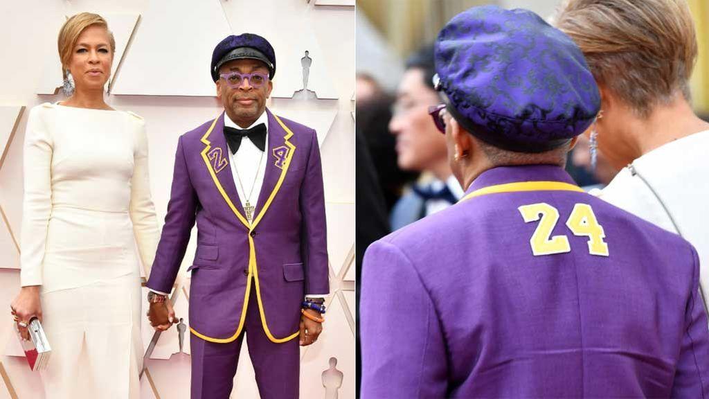Los Oscars rinde homenaje a Kobe Bryant: del traje de Spike Lee, a la canción de los Beatles