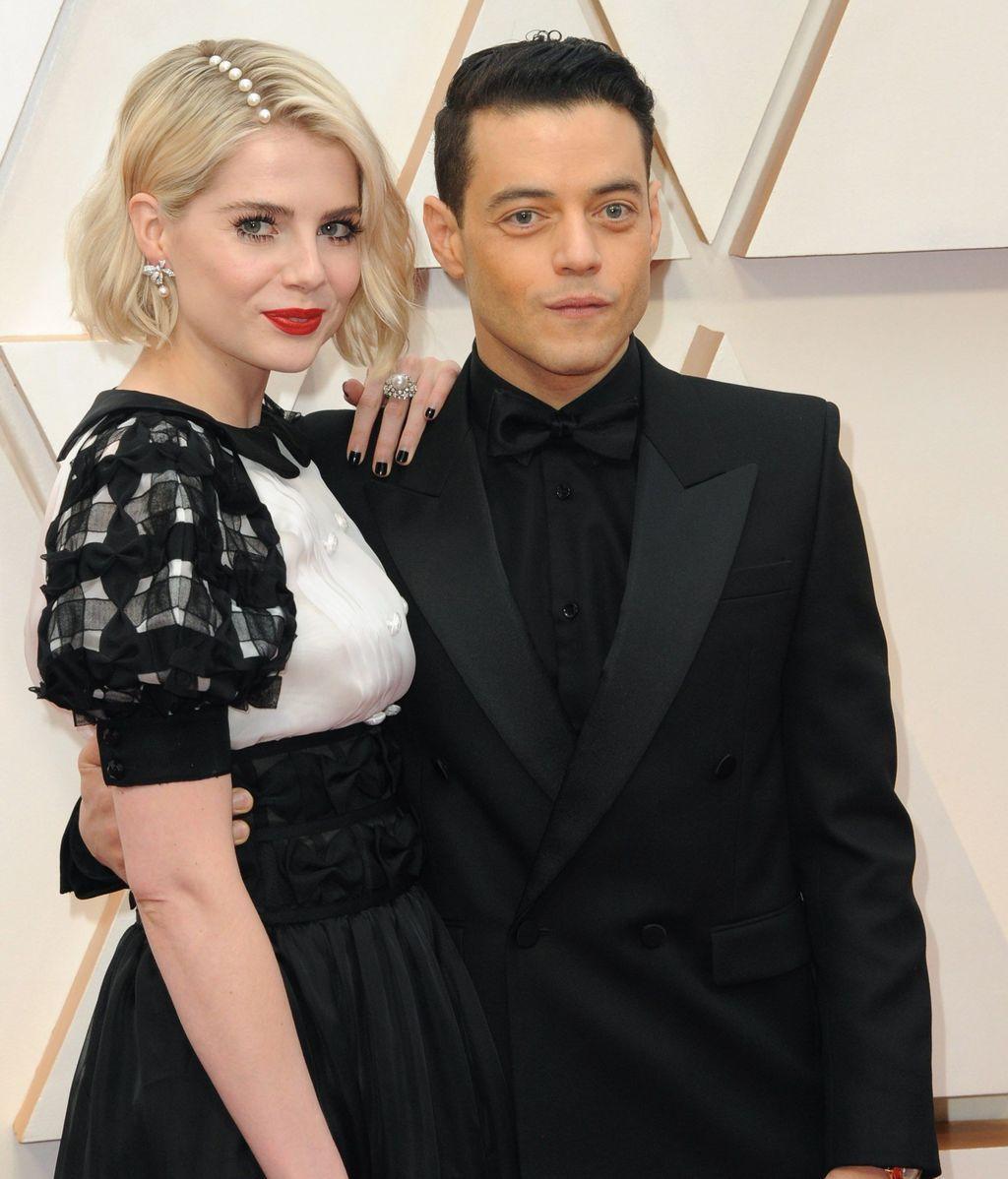 Los protagonistas de Bohemian Rhapsody, en la gala de los Oscar 2020