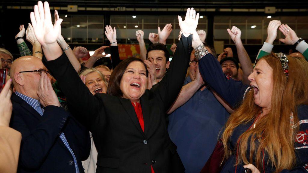 El Sinn Féin gana las elecciones en Irlanda, según los primeros resultados oficiales