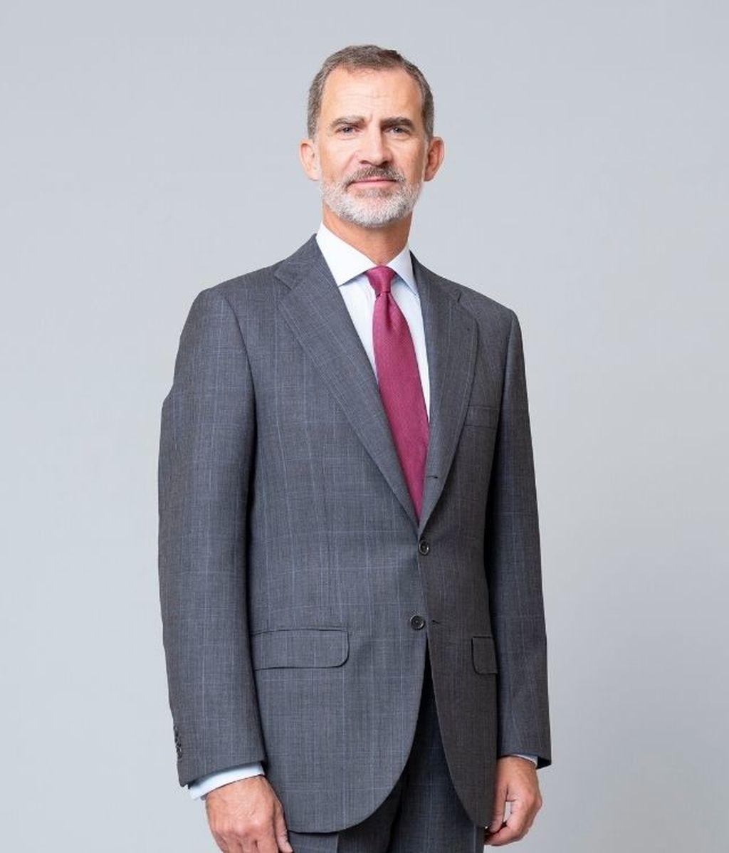 Albúm retratos oficiales Casa Real