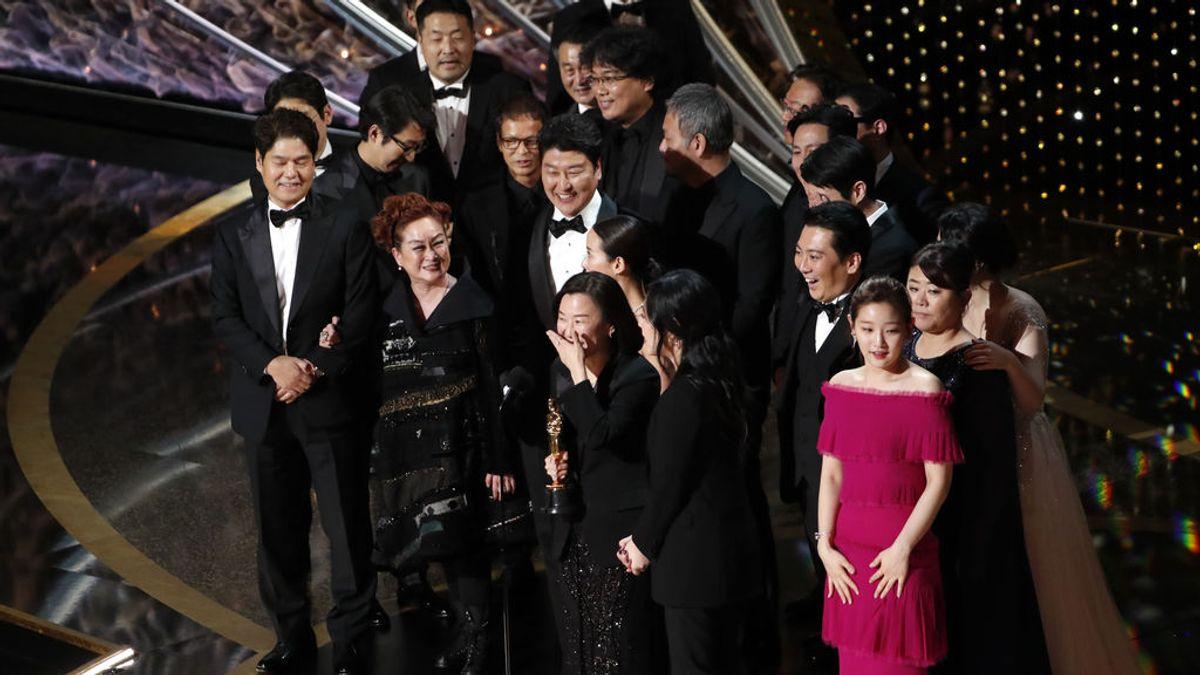 La lista de los ganadores de los Premios Óscar