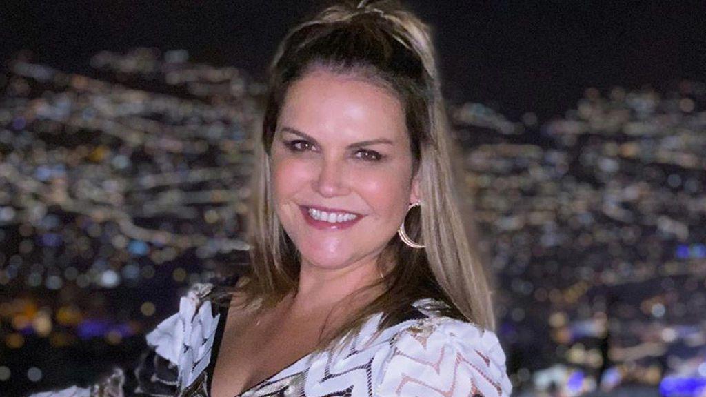 """Katia Aveiro posa con su marido y con su hija: """"Mis amores"""""""