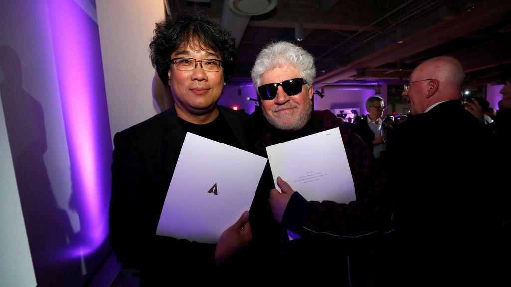 Bong Joon-ho y Almodóvar
