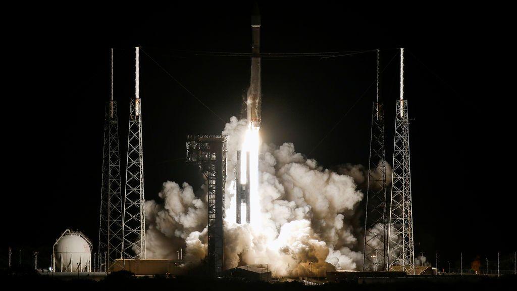 Exitoso despegue de Orbiter, la nueva nave espacial que explorará el Sol