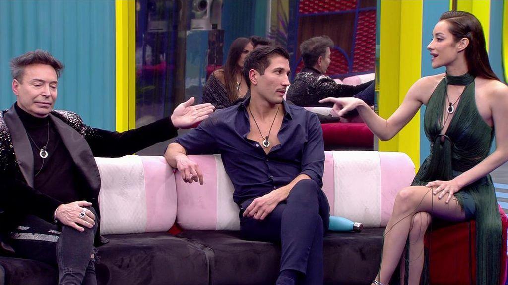 """La ruptura de Adara y Joao hace saltar por los aires su relación con Gianmarco: """"Soy el segundo plato"""""""