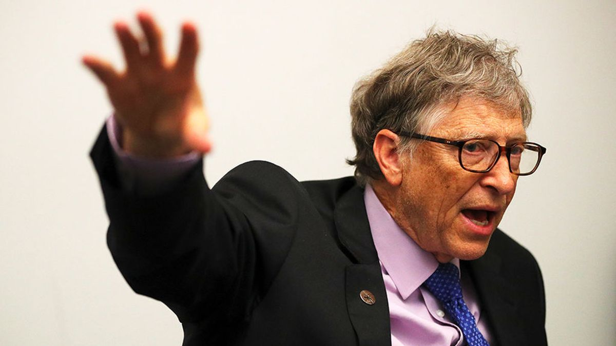 La razón por la que se dice que Bill Gates predijo el coronavirus