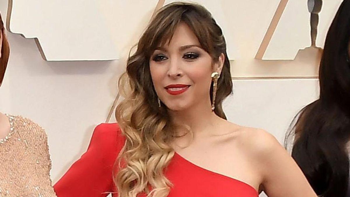 Gisela actúa en los Oscar: su histórico coro con las Elsas del mundo y error al rotular su nombre