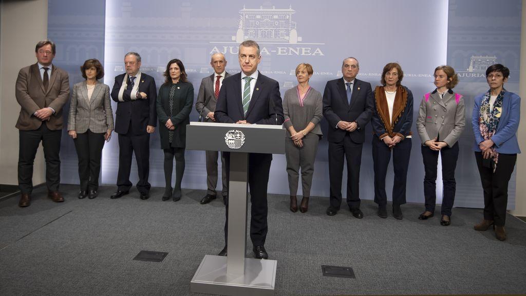Elecciones en el Pais Vasco: el PNV parte como favorito pero necesitará  de apoyos para gobernar