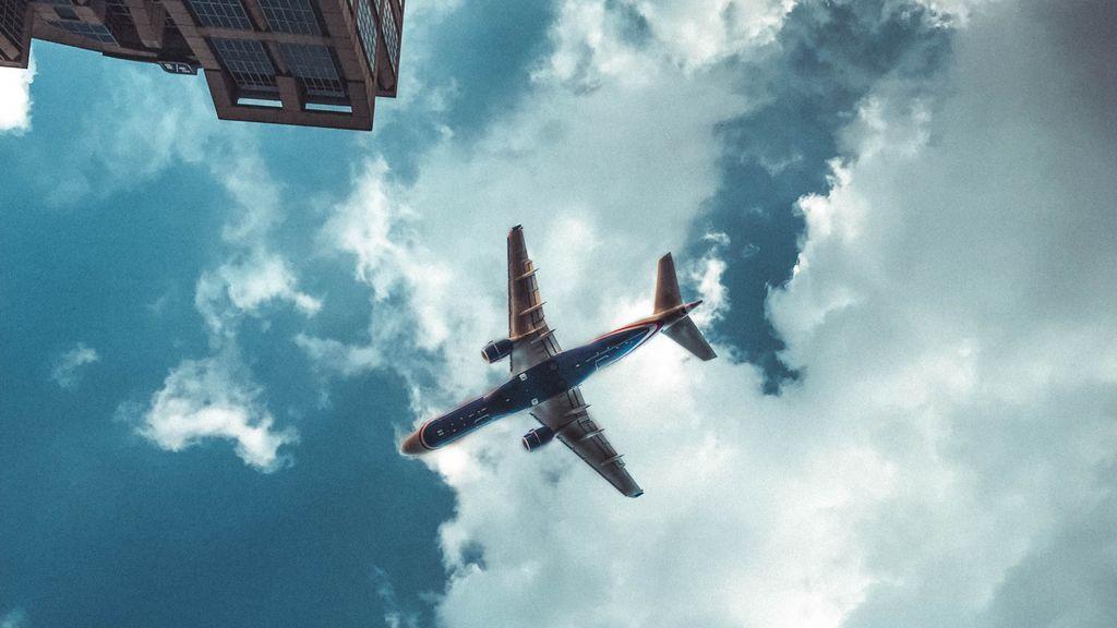 Un avión vuela de Nueva York a Londres en tiempo récord gracias a los vientos de la borrasca Ciara