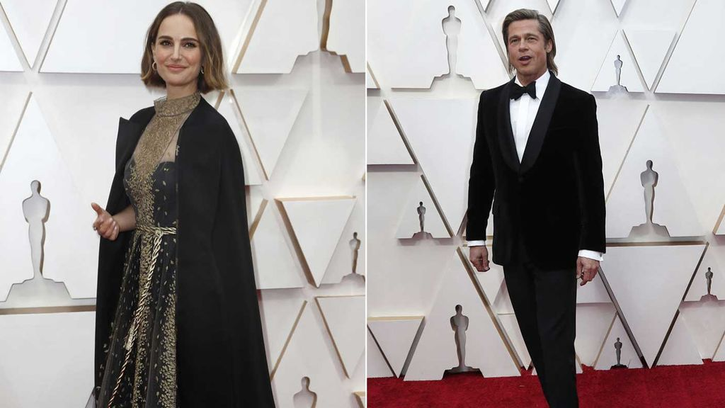 Óscar 2020: Blanco y negro, los colores de la alfombra roja más esperada