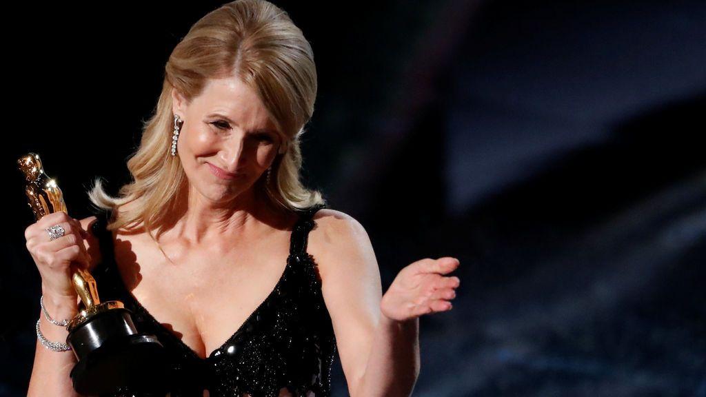 Laura Dern gana el Óscar a Mejor Actriz de Reparto