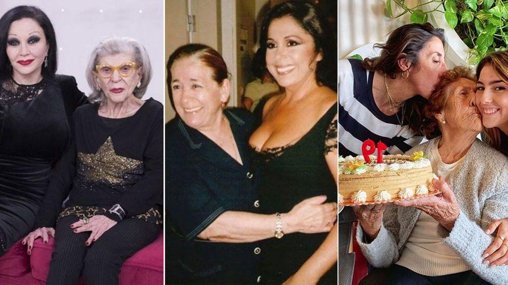 Madraza hay más de una: las madres más icónicas de los vips