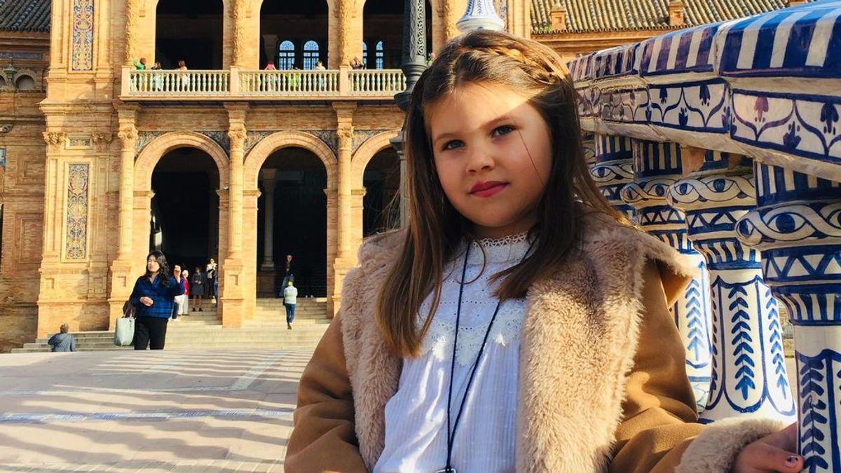 Premiada niña de 5 años por llamar al 112 para pedir un médico para su madre enferma