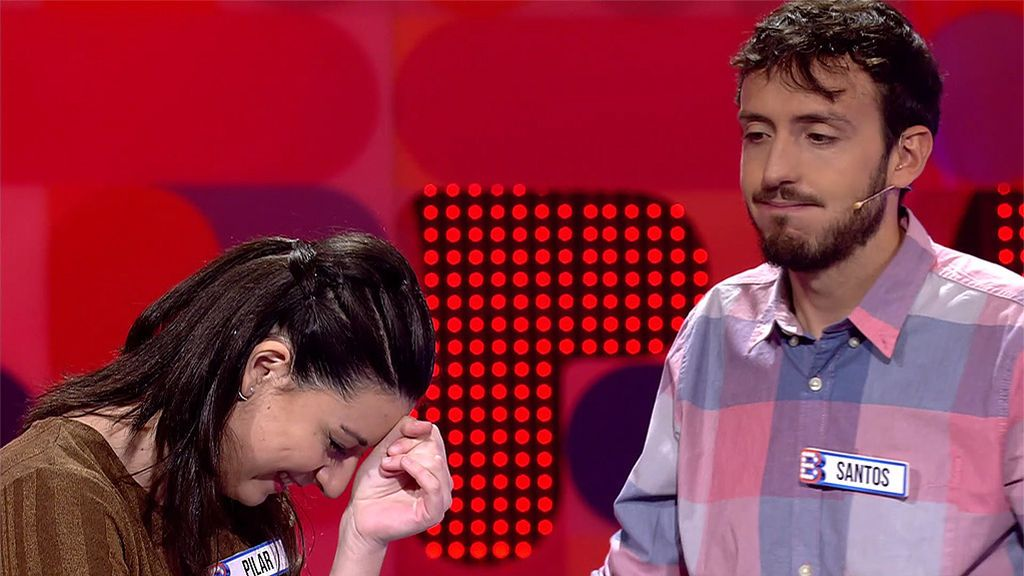 Pilar y Santos aceptan los 1.000 euros de El Bribón ¡y pierden los 10.000 euros!