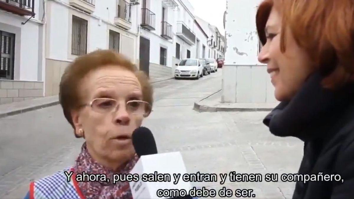 El discurso de una abuela de Bujalance a favor de la libertad sexual que se ha hecho viral
