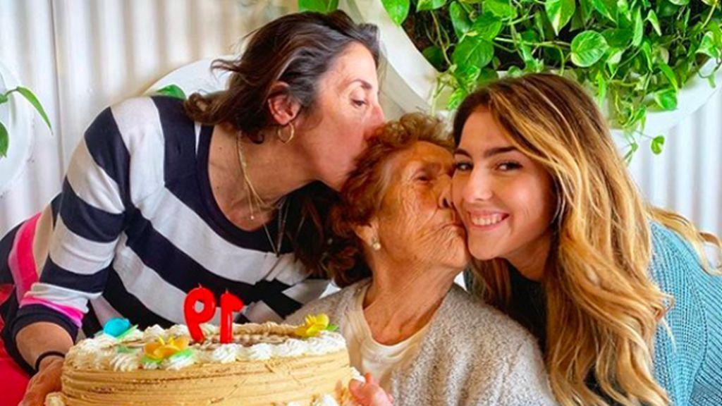Muere la madre de Paz Padilla a los 91 años de edad