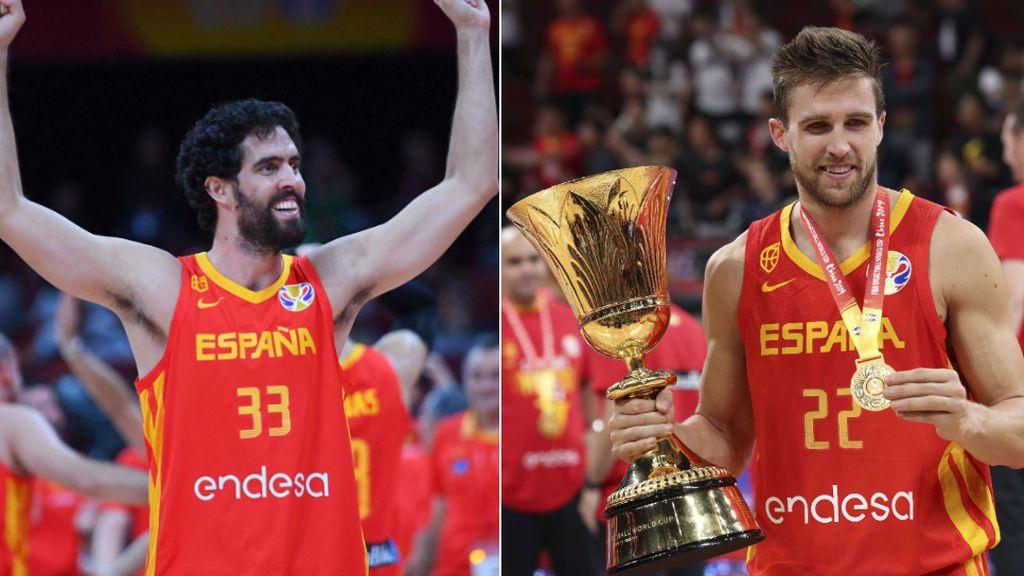 Scariolo anuncia la lista de convocados para la 'ventana' del Eurobasket con los campeones del mundo Beirán y Rabaseda