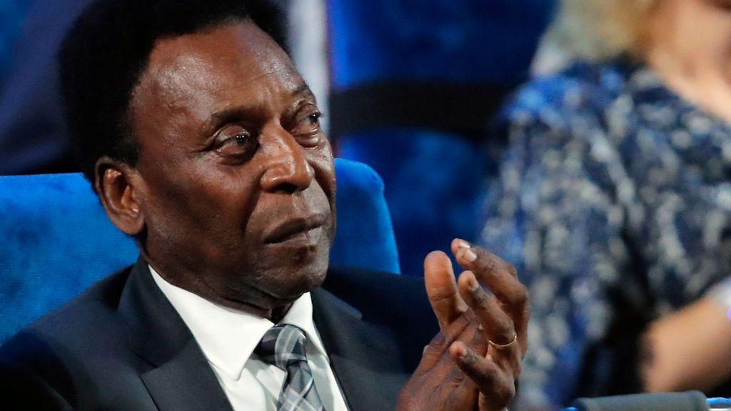 """Pelé, sumido en una depresión por sus problemas de movilidad: """"Está muy avergonzado por eso"""""""