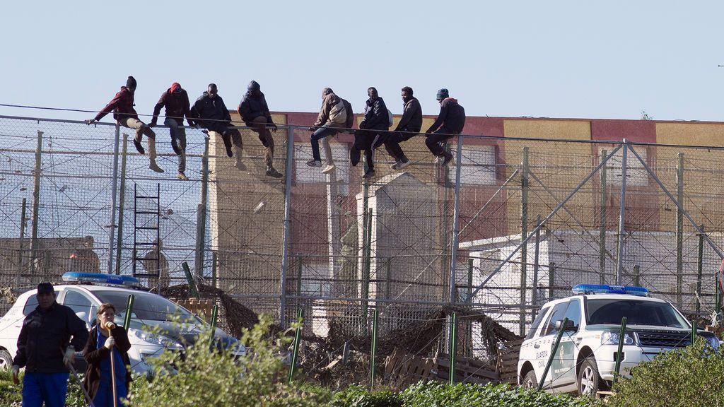La Justicia europea puede poner fin a las devoluciones en caliente