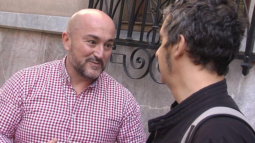 Diego Reina y Pedro Alberto Cruz, los profesores que se oponen al pin parental