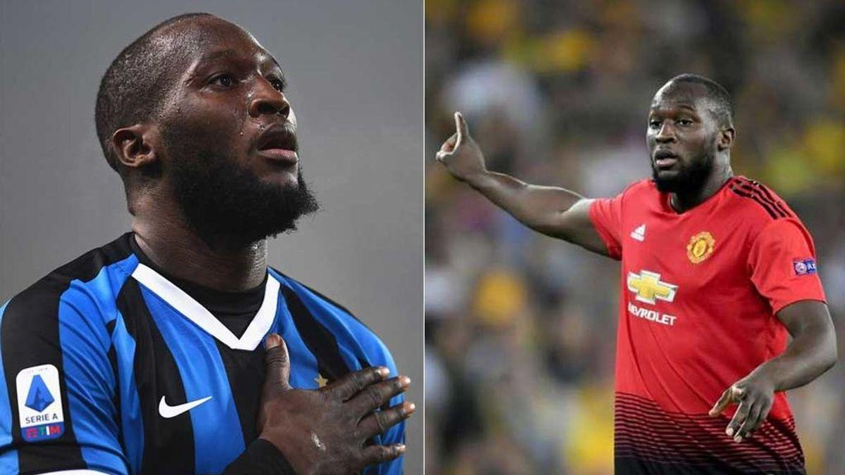 La transformación de Romelu Lukaku en el Inter de Milán: pierde más de diez kilos en apenas una semana