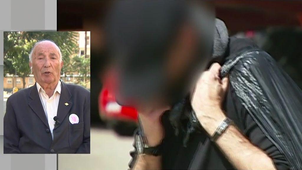 """Abuelo de Marta del Castillo: """"Creemos que el hermano de Carcaño la mató con la culata de una pistola"""""""