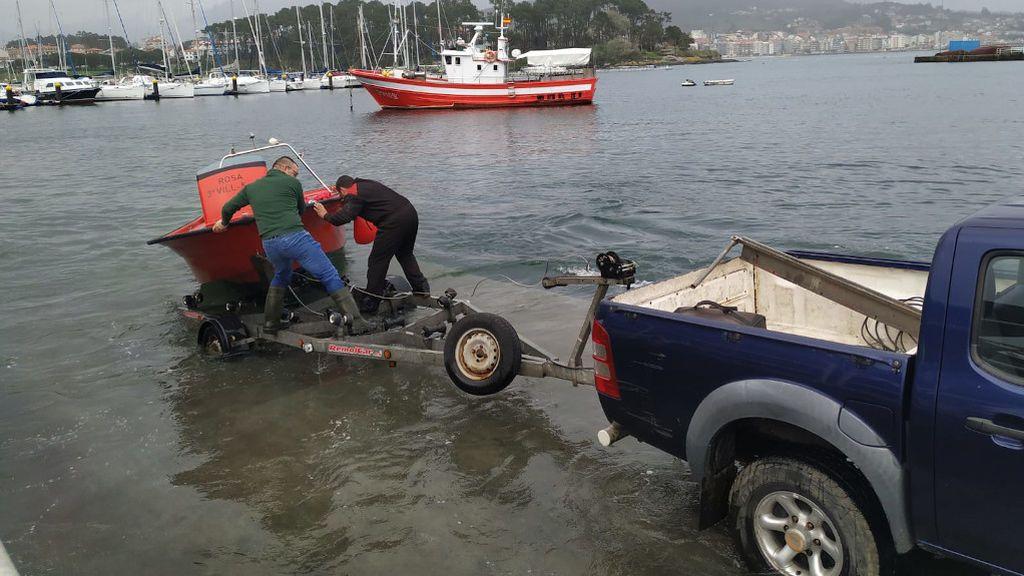 embarcación recuperada