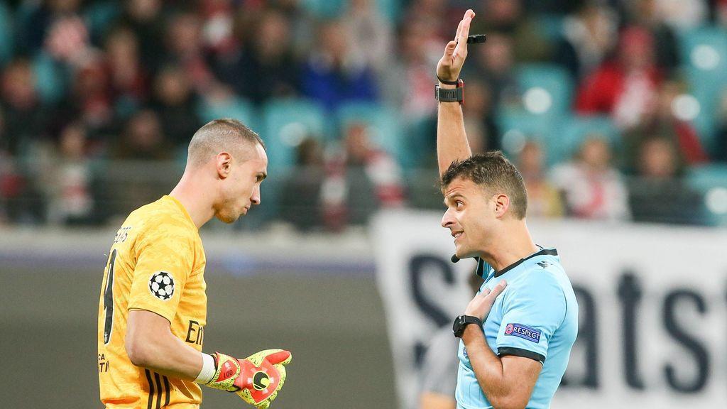 UEFA y Conmebol acuerdan intercambiar árbitros para la Eurocopa y Copa América