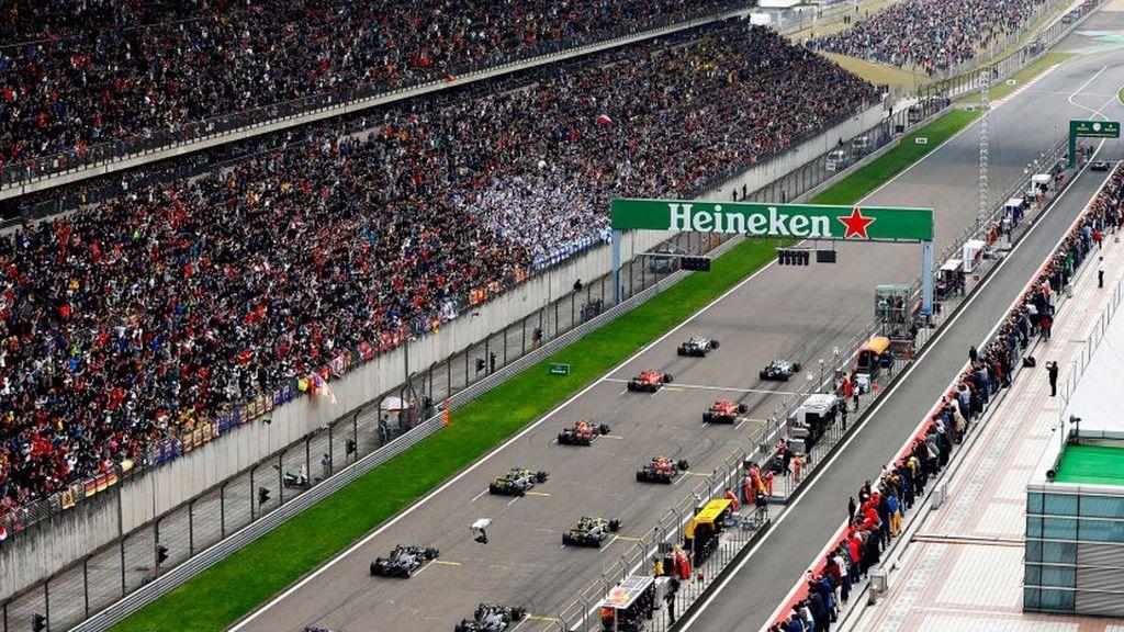 La FIA pospone el Gran Premio de China de Fórmula 1 por el brote del coronavirus