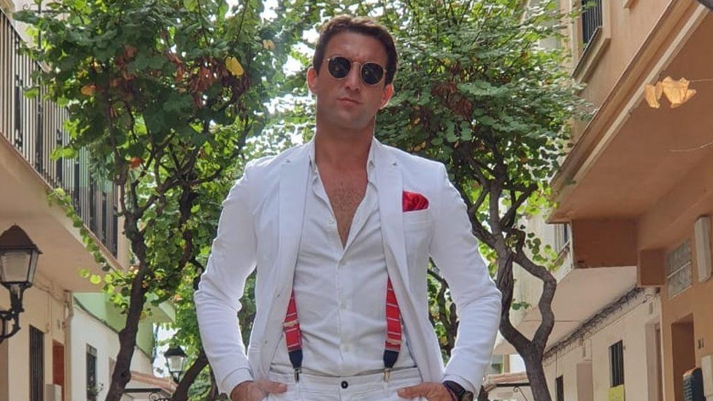 Antonio Pavón, duodécimo concursante confirmado de 'Supervivientes 2020'