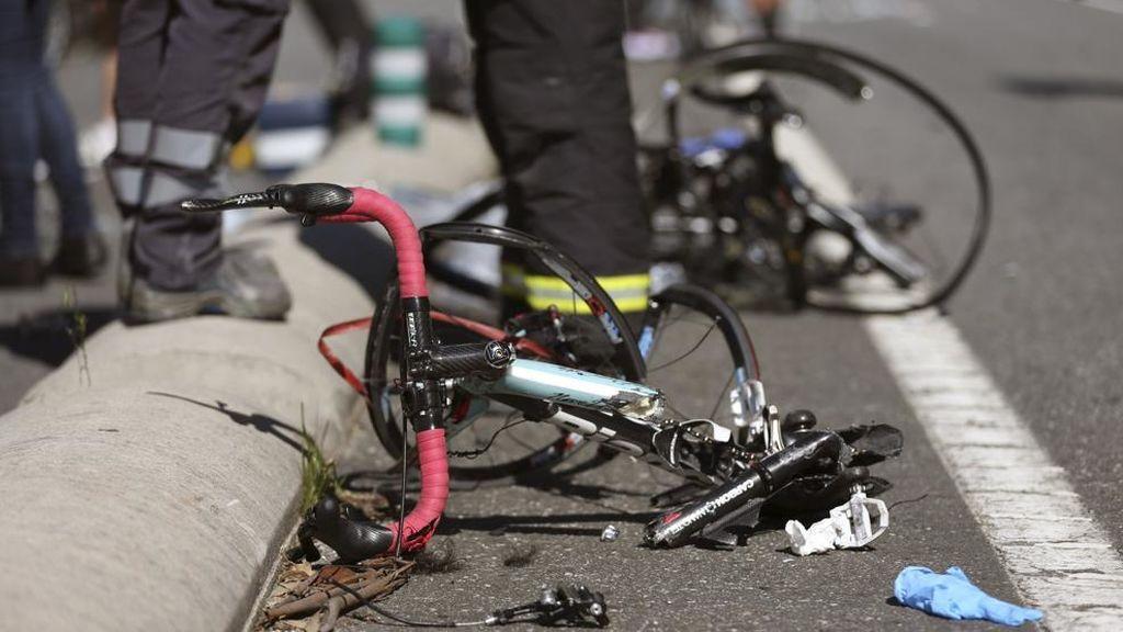 Cuatro años de cárcel a un anciano de 91 años que atropelló a un grupo de ciclistas y mató a dos de ellos