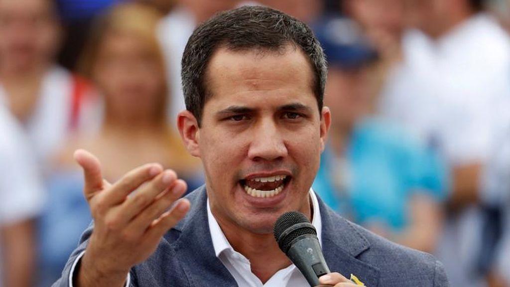 """Guaidó avisa a Maduro: """"La presión va a llegar al nivel que deba llegar"""""""