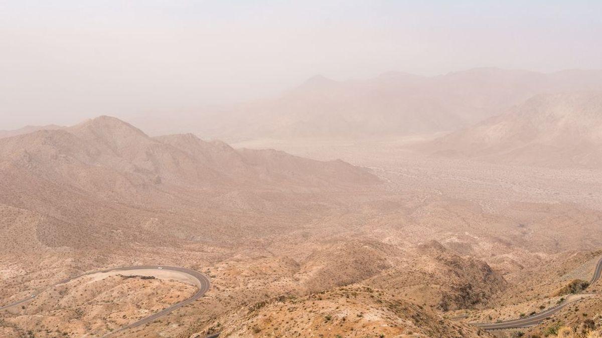 De nuevo, calima en Canarias: los efectos que tiene el polvo en suspensión en la salud