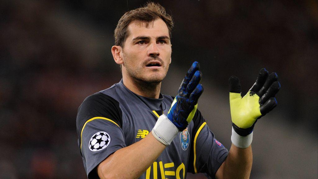 Iker Casillas se presentará a las elecciones de la Federación contra Rubiales