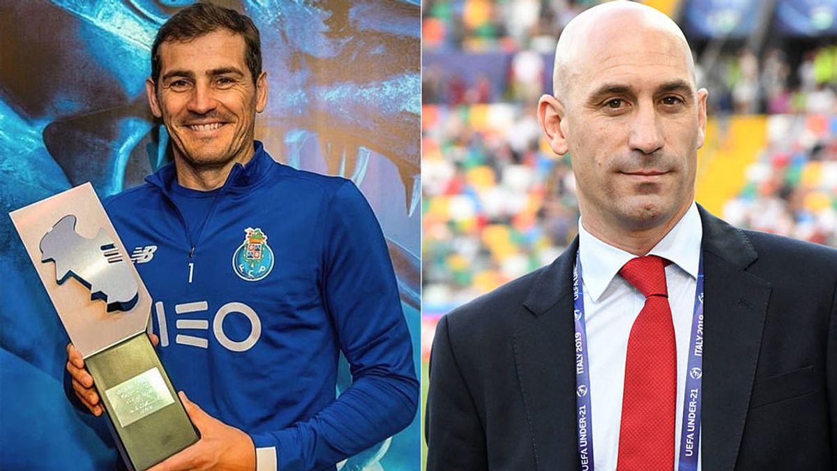 ¿A quién votarías como presidente de la Federación Española de Fútbol: Rubiales o Casillas?