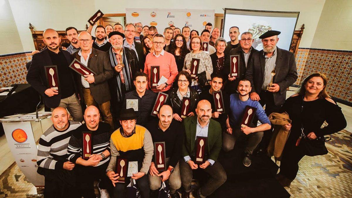 'Dónde Comer auténtica Paella': los restaurantes premiados por Wikipaella