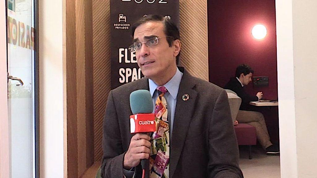 Entrevista José Luis Cordeiro