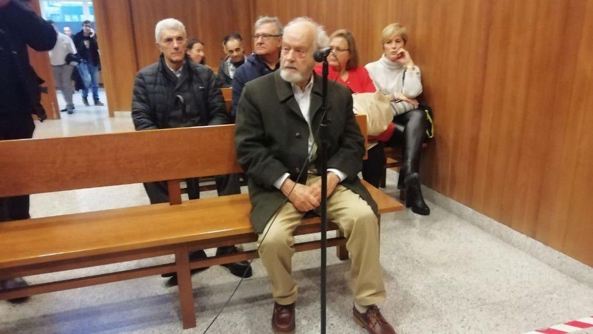 Cuatro años de cárcel para el nonagenario que arrolló a un pelotón de ciclistas en A Guarda (Pontevedra)