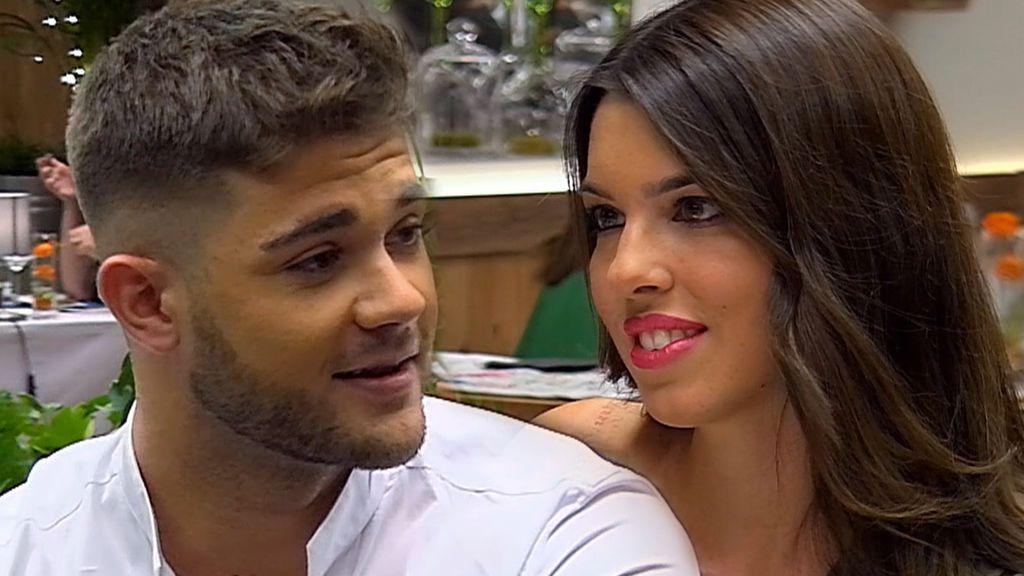 """El día que Ismael y Andrea sí decidieron darse una oportunidad: """"Quiero que seas mi semilla"""""""