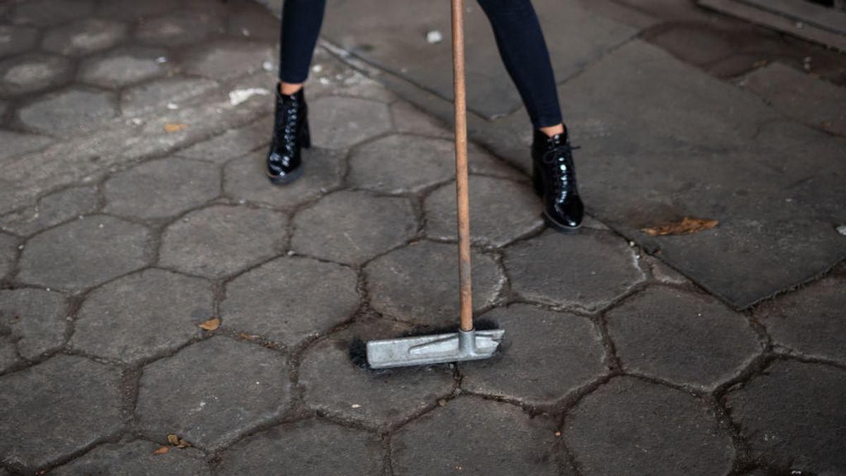 La NASA se rinde al  'Broom Challenge' o reto de la escoba