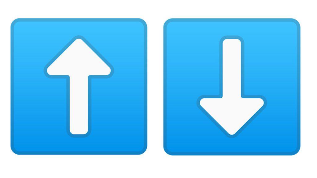 emojisflechas