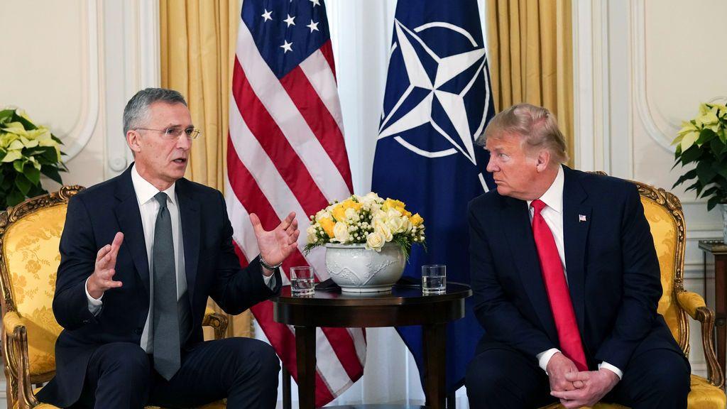 La OTAN discute hoy una mayor implicación en Oriente Medio