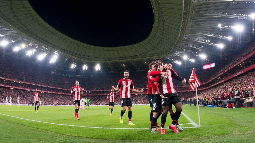 El Athletic hace bueno San Mamés y coge ventaja ante el Granada (1-0)