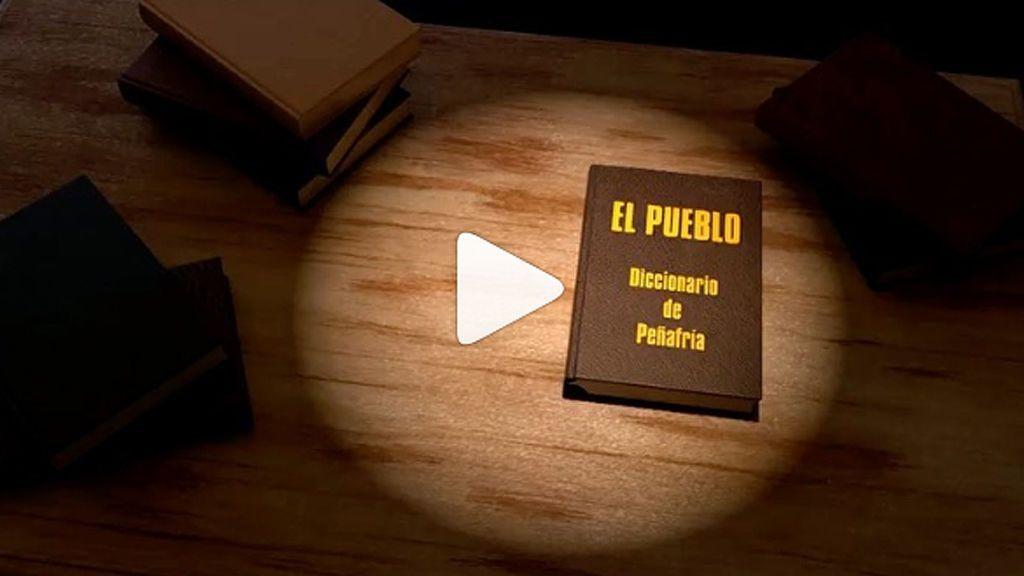 """Descubre el diccionario de Peñafría: ¡el peculiar vocabulario que Cándido, Arsacio y el Ovejero utilizan al """"enfurrurcarse""""!"""